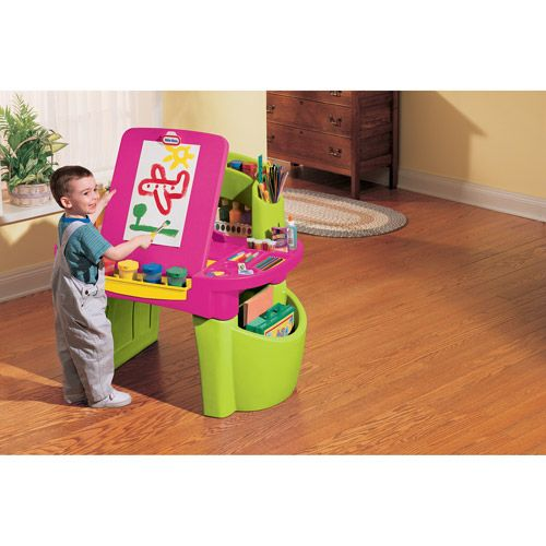 Little Tikes Pink Design Master Studio Desk Design Master Pink Design Little Tikes