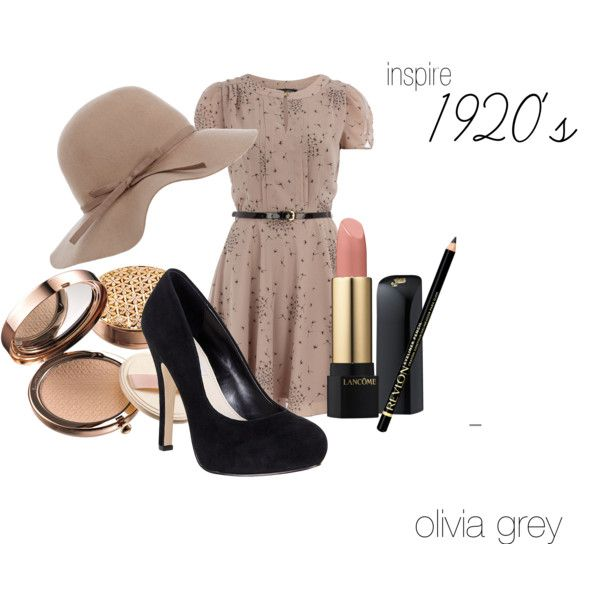 inspired outfit, created by on Dorothy Perkins Steve Madden