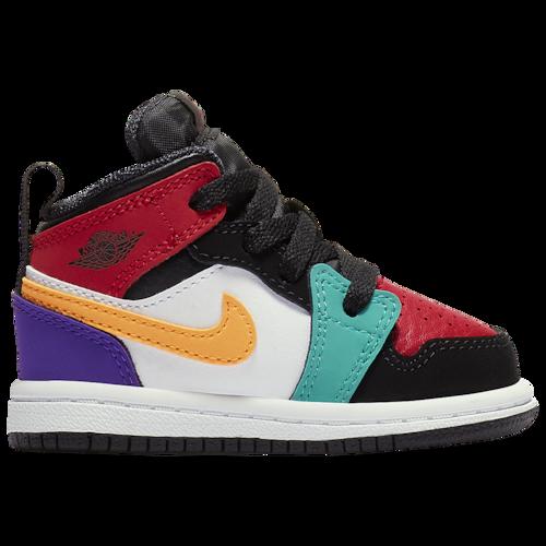 Jordan AJ 1 Mid Casual Basketball Shoes
