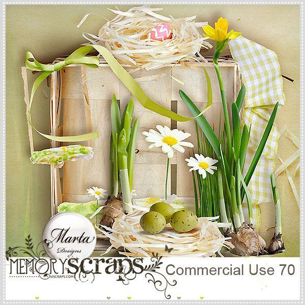 Commercial Use 70 | Marta Designs