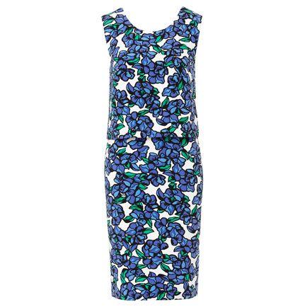 Diana Ferrari HAZEL CROP PENCIL DRESS