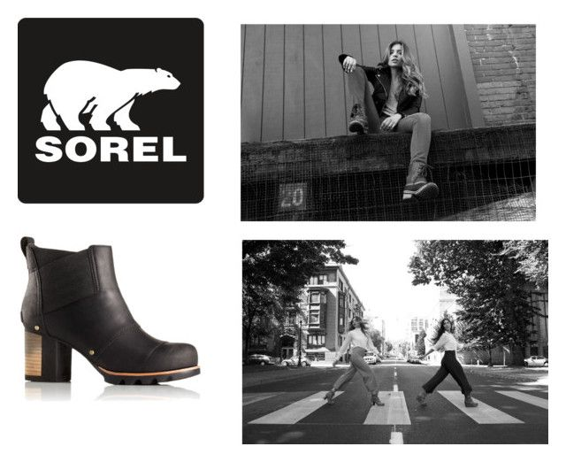 """Kick Up the Leaves (Stylishly) With SOREL: CONTEST ENTRY"" by officialrt ❤ liked on Polyvore featuring SOREL and sorelstyle"