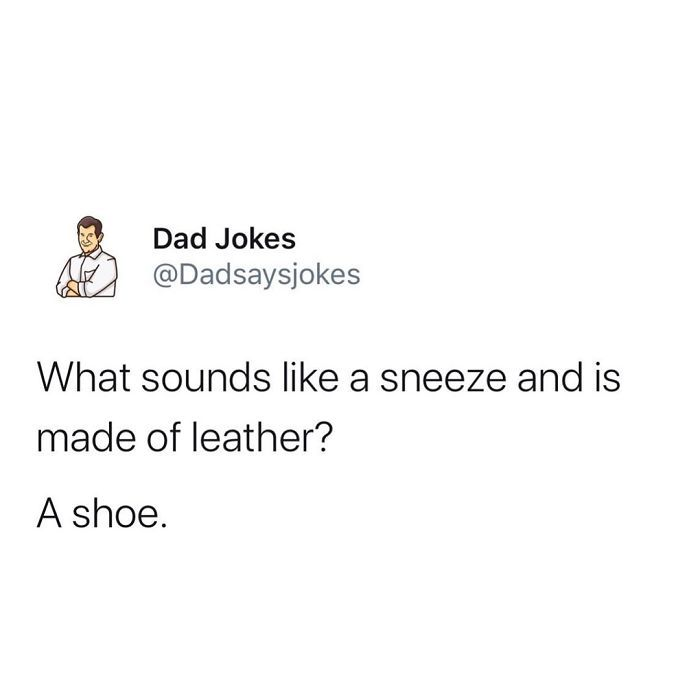 30 Funniest Dad Jokes From This Account Dedicated Entirely To Them (New Pics) -   16 dad jokes ideas