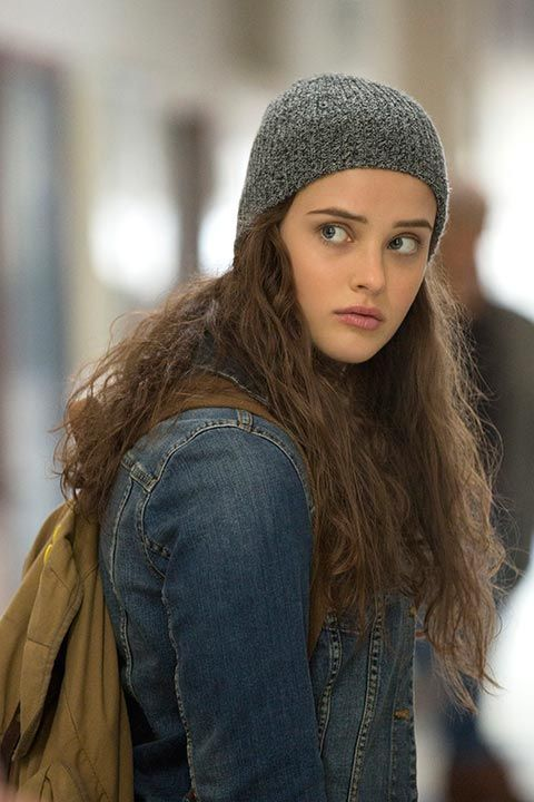 Katherine Langford In Season 1 Episode 1 Of 13 Reasons Why Photo