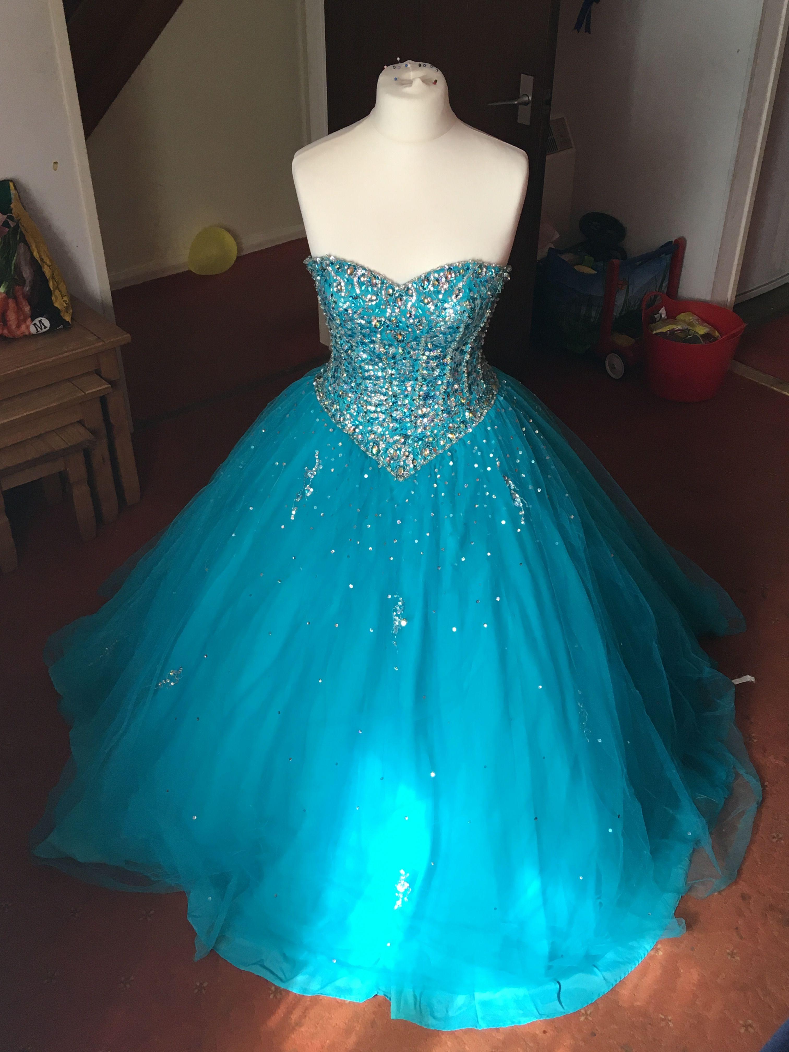 Cinderella prom dress vestiditos pinterest prom prom dresses