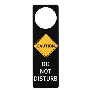 Do Not Disturb Door Hanger Sign  Door Hangers Do Not Disturb