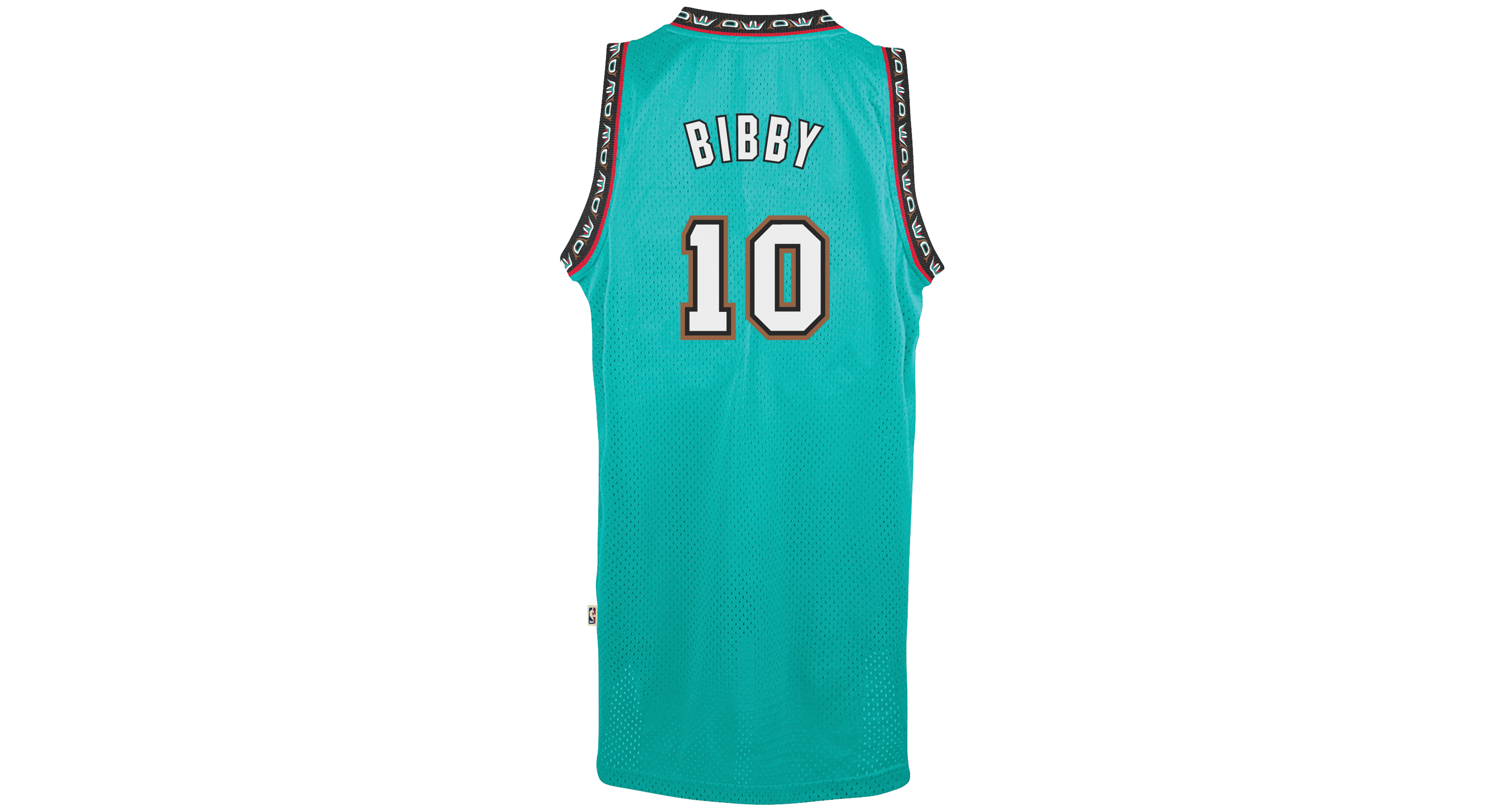 7b663fbad Men's Mike Bibby Vancouver Grizzlies Swingman Jersey   Products ...
