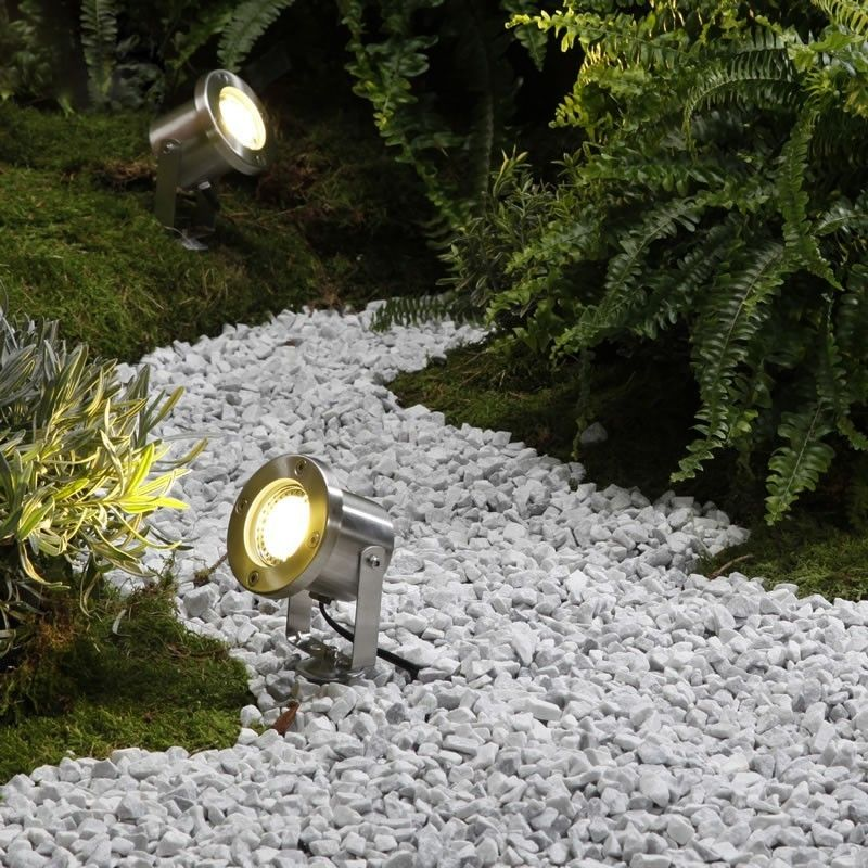 30 DIY Lighting Ideas at Night Yard Landscape with Outdoor