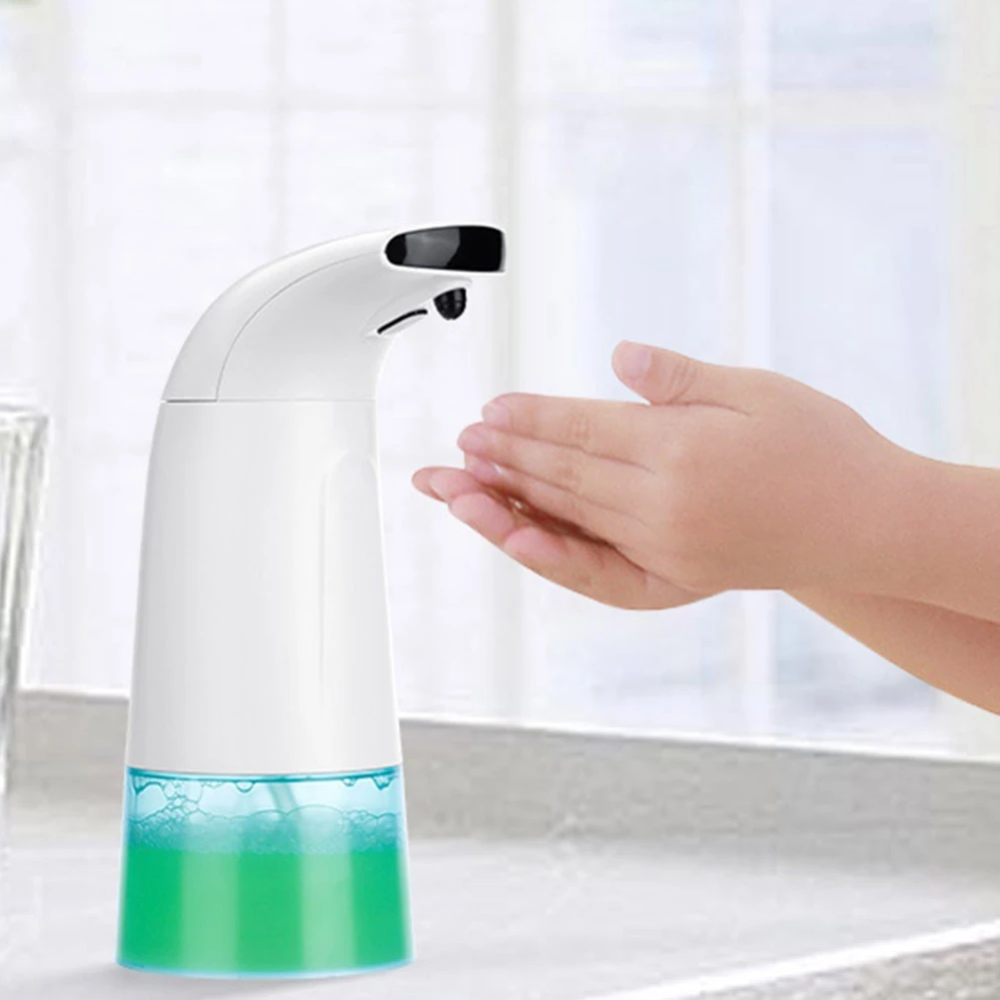 250ml Automatic Foam Hand Wash Dispenser Smart Sensor Machine Trong 2020