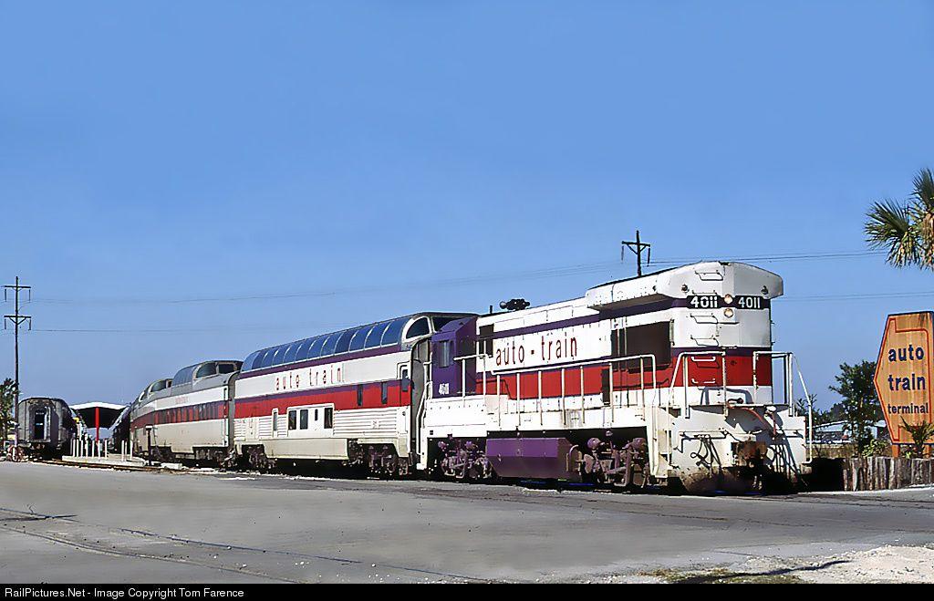 Photo AUCX 4011 AutoTrain Corporation