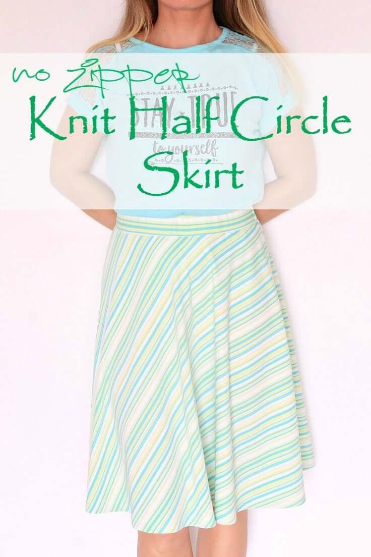 Easy half circle skirt no zipper tyxgb76ajthis sewing circle skirt tutorial bankloansurffo Image collections