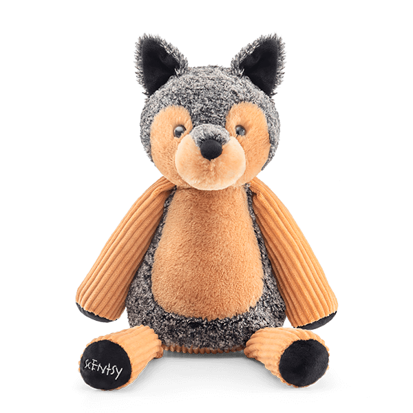Apollo The German Shepherd Was Inspired By A Real Police Dog That Served On 9 11 He And His Handler Were The First Nyp Scentsy Buddy Baby Animals Real Scentsy