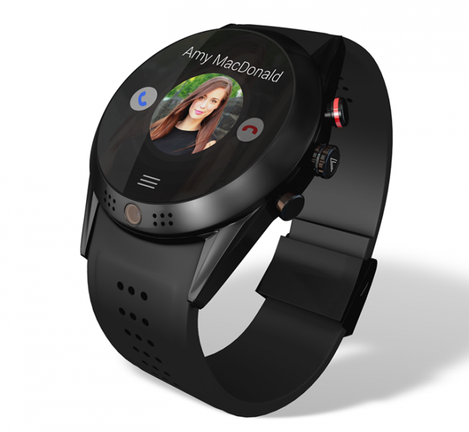 Arrow smartwatch with 360 degree camera | Smart watch