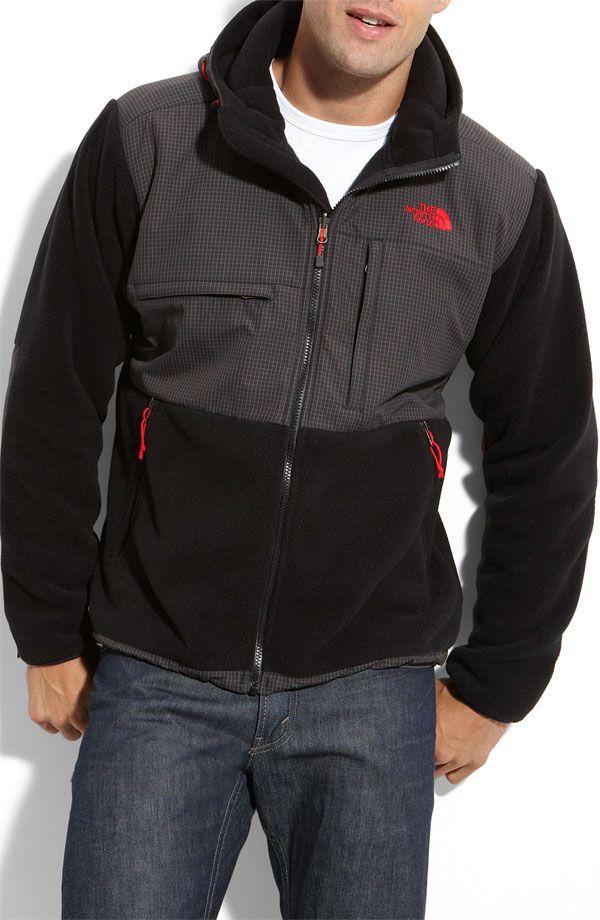 98da5b2c0 The North Face  Denali  Hooded Recycled Fleece Jacket