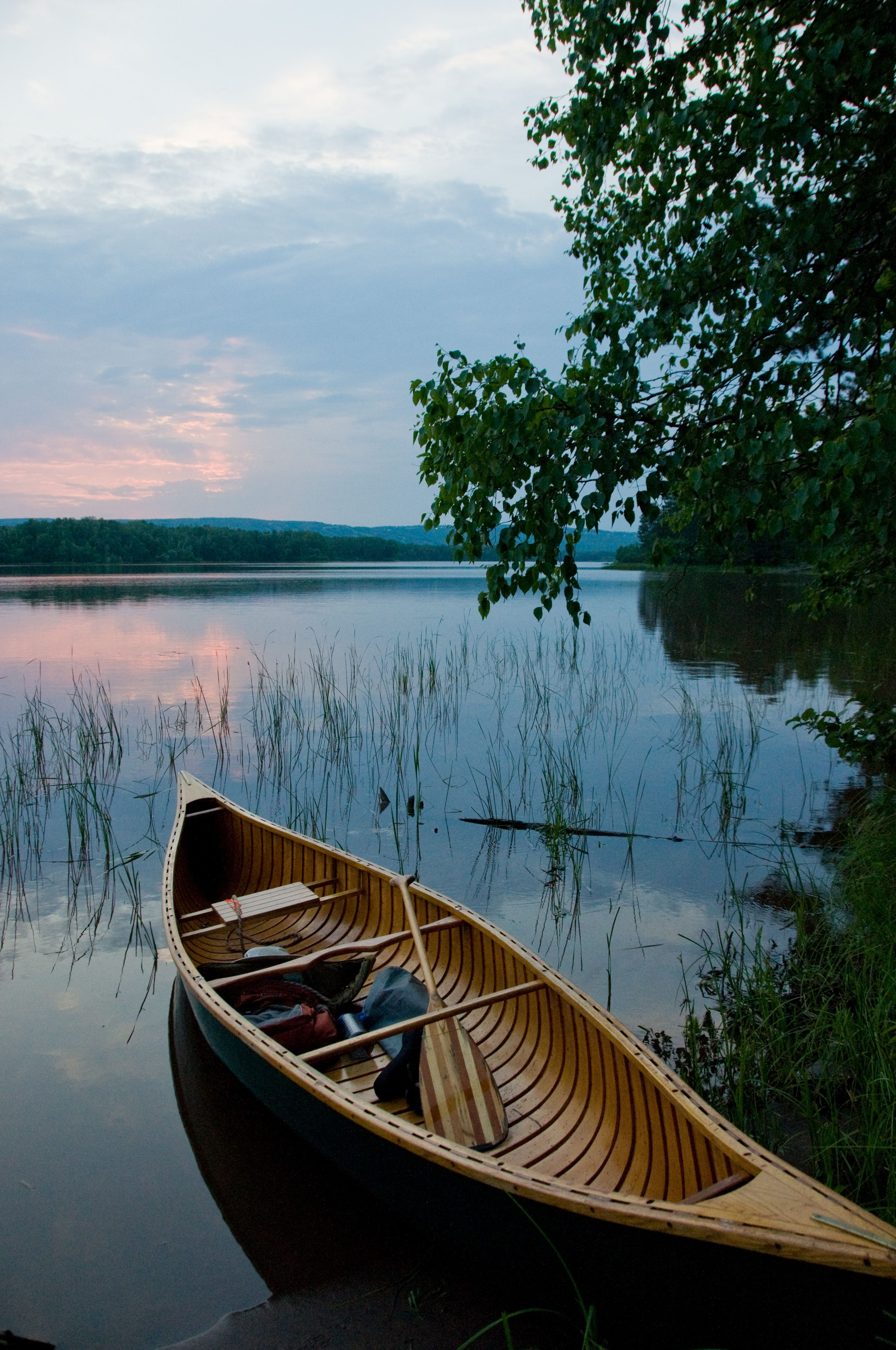 At The Lake Wisconsin