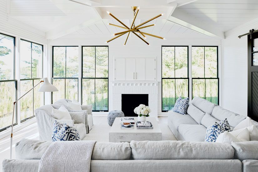 A Muskoka cottage with a contemporary take on traditional ...