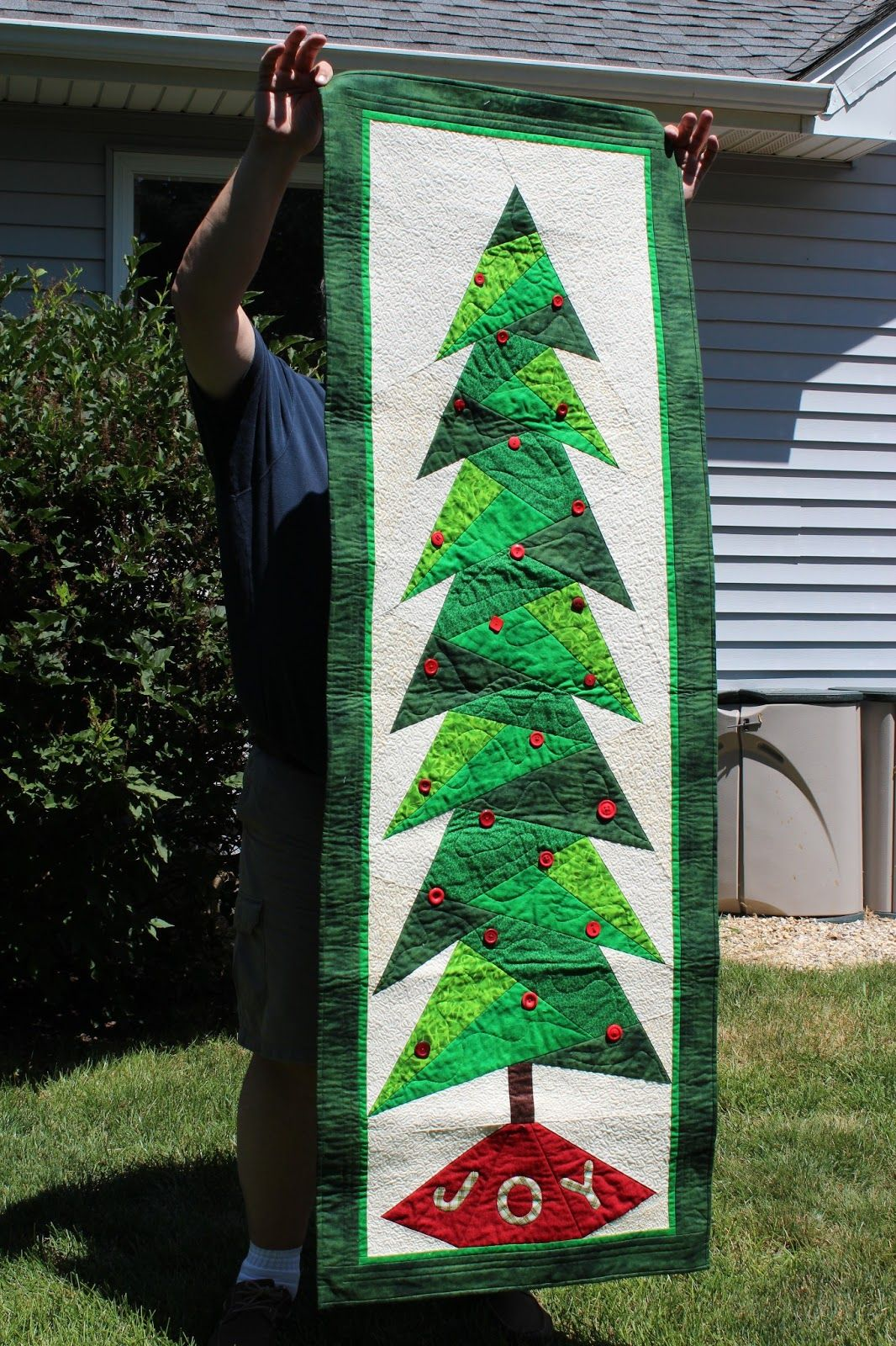 Paper Pieced Christmas Tree Diy Paper Christmas Tree Wall Hanging Christmas Tree Hanging Christmas Tree,Special Best Gift For Wife On Her Birthday