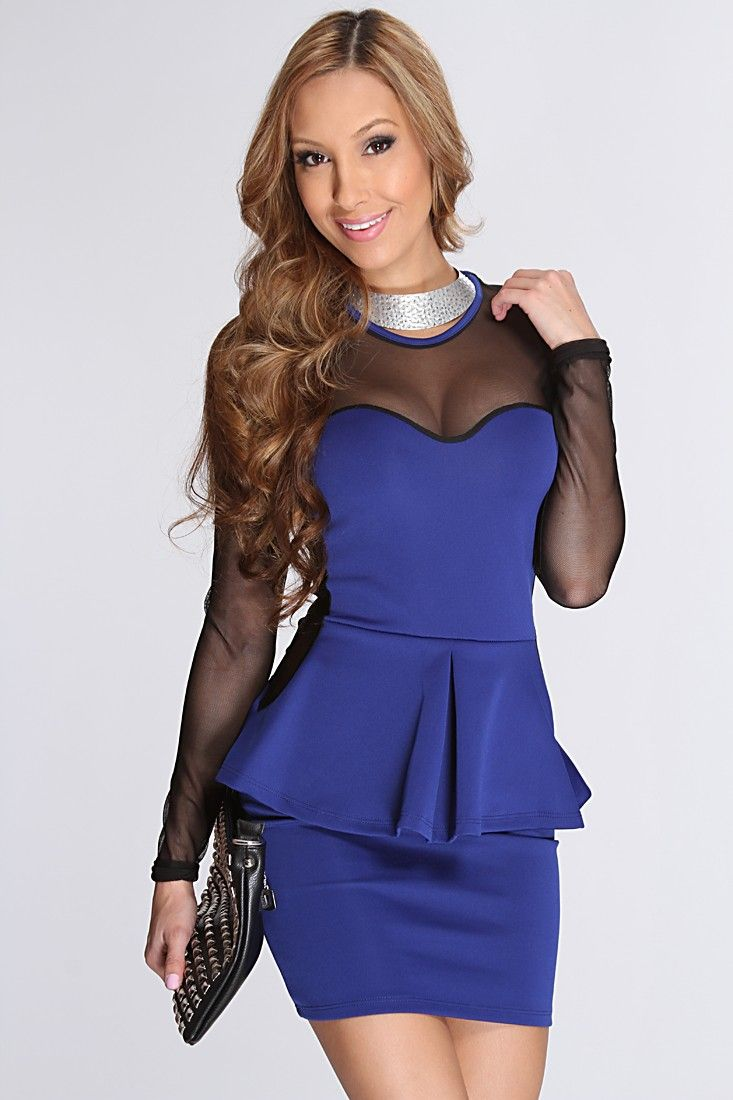 This one of a kind classy dress is a must have this season you will