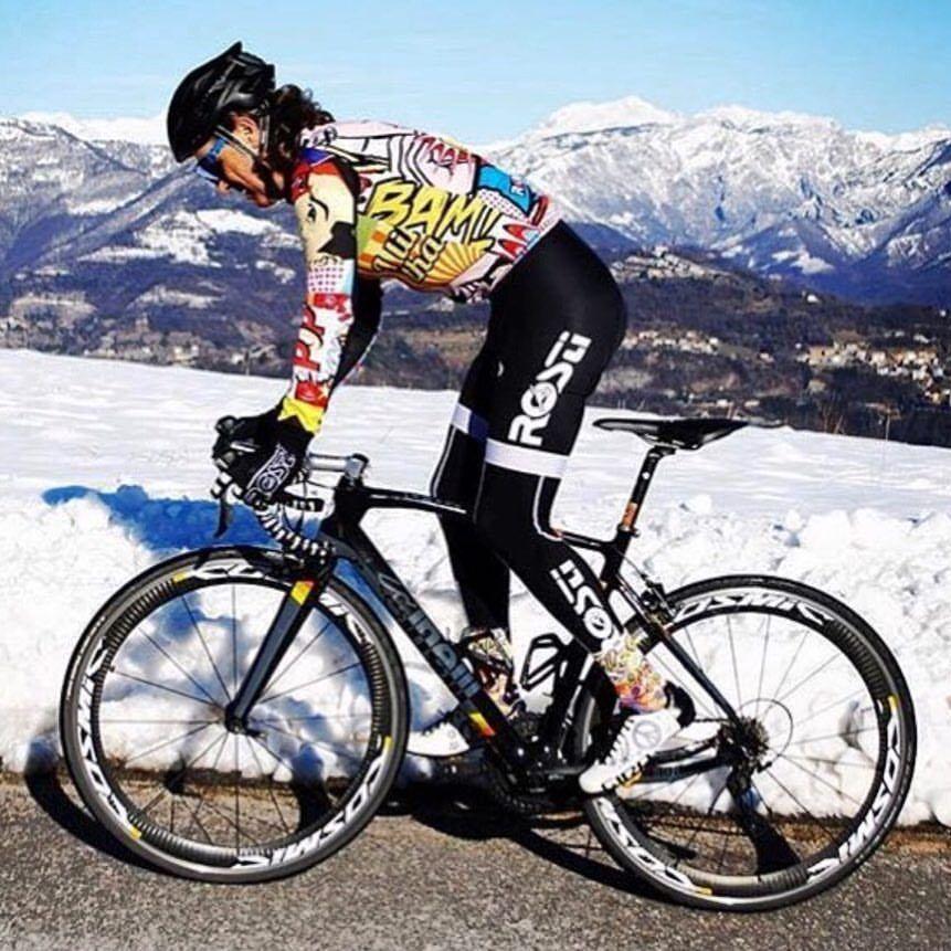 "c21fd4f8e79 diablotronyc: ""Cinelli Superstar the great climbing machine. Rider  @luca_salvadeo #roadrace #roadbike #cycling #racing #race #cinelliusa # cinelli ..."