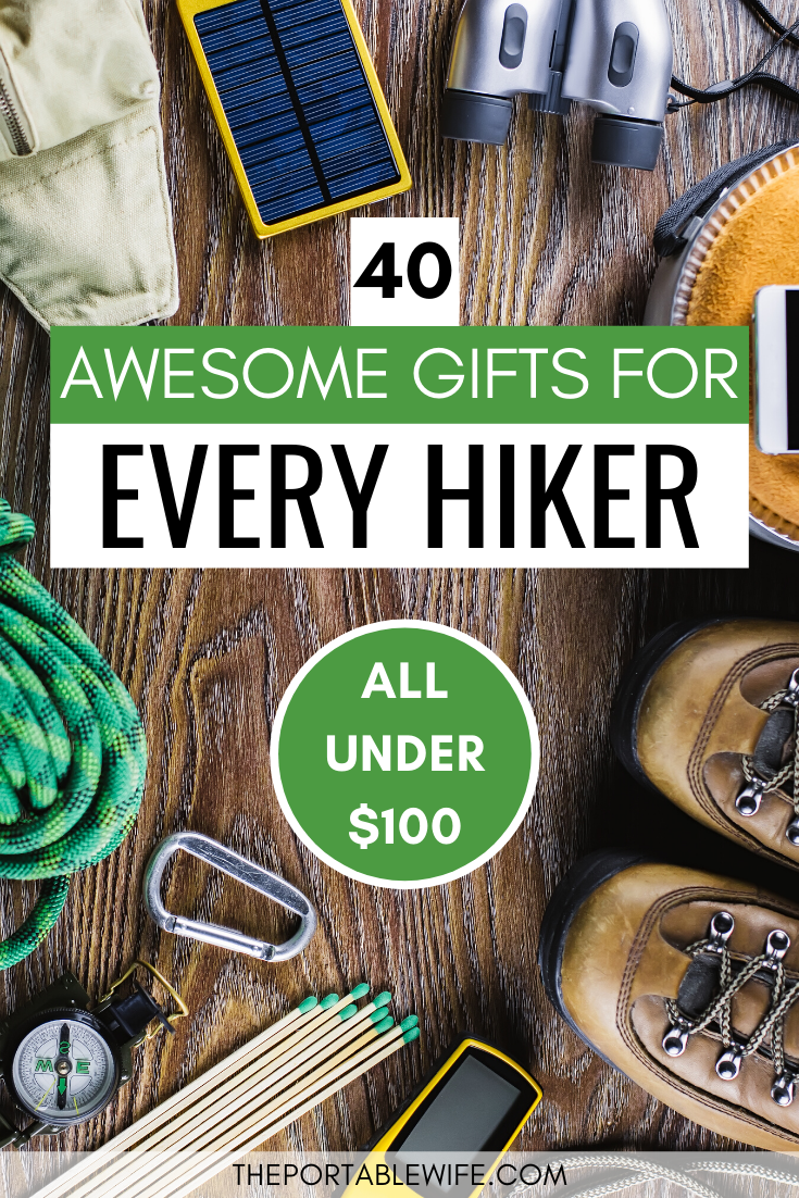Photo of The Best Gifts for Hikers Under $100