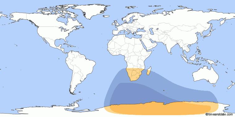 13 September 2015 — Partial Solar Eclipse