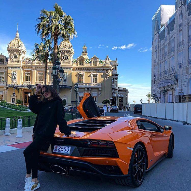 Monaco Luxury Lifestyle Luxury Vacation Luxury Logo