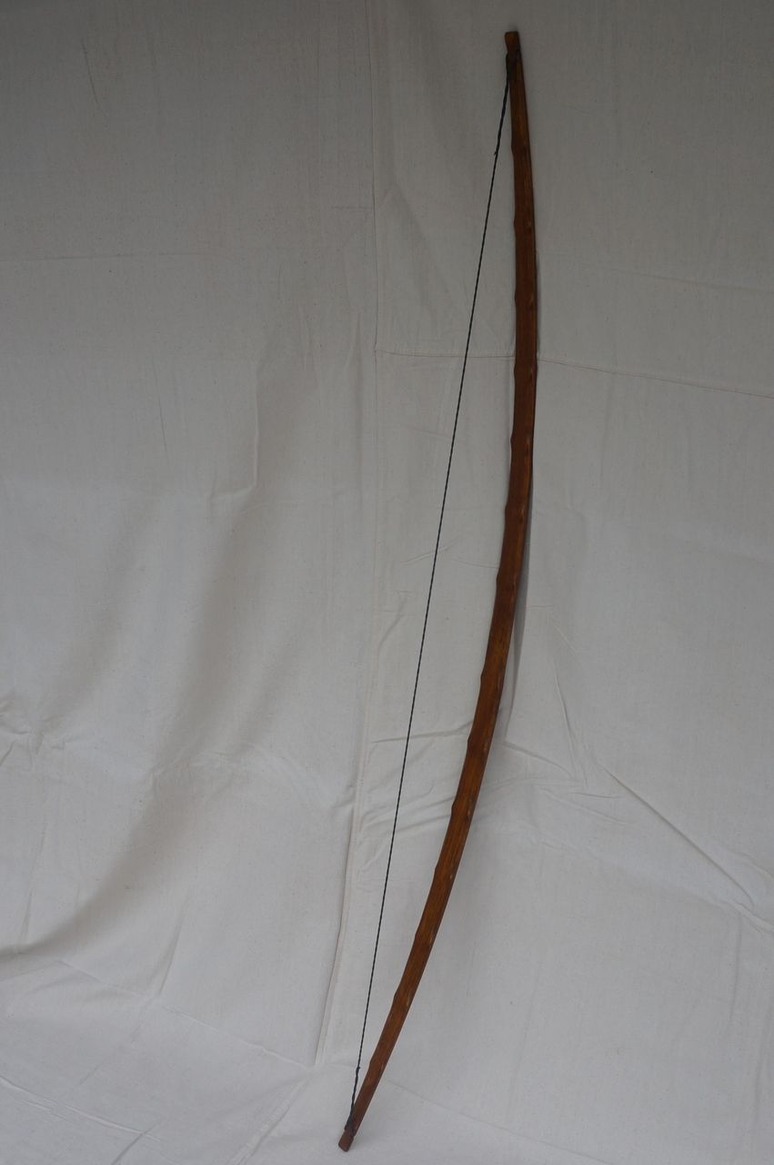 Native American - Oneida Bow - Solid Hickory - Hunting