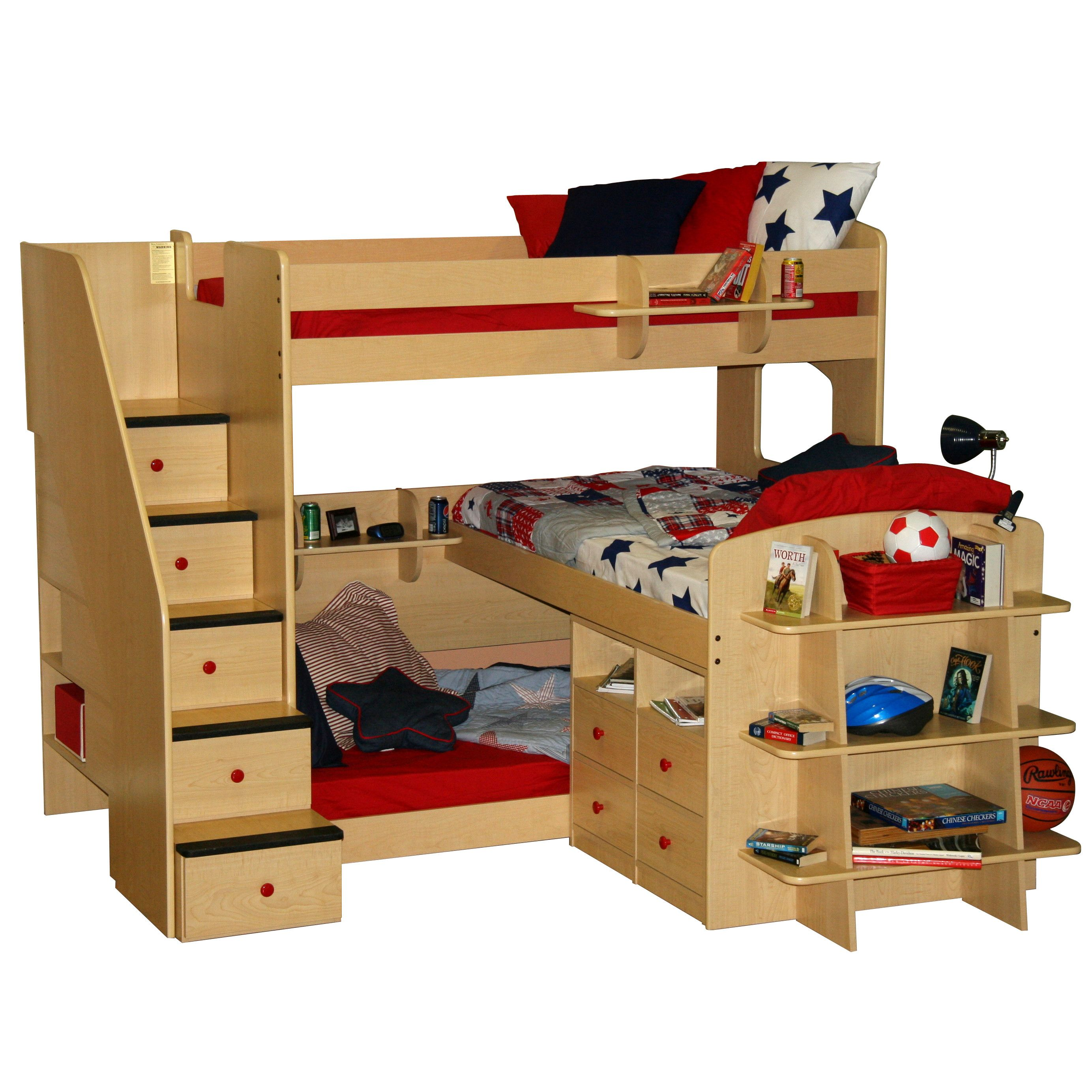Best Shop Wayfair For Bunk Loft Beds To Match Every Style And 400 x 300