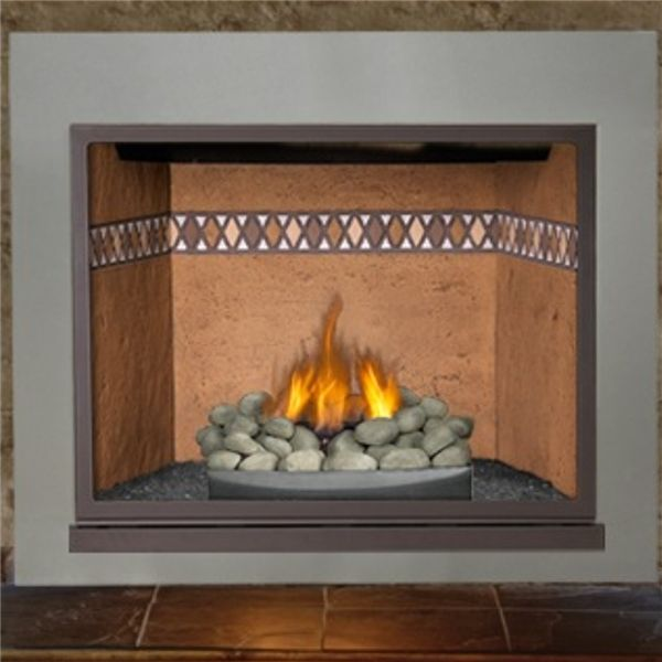 Hdx40 With Mayan Desert Sandstone Panels And Diamond Dust 4 Side