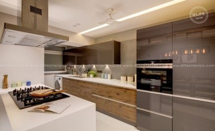 Gallery Of Home Interiors Designs And Works By Kitchen