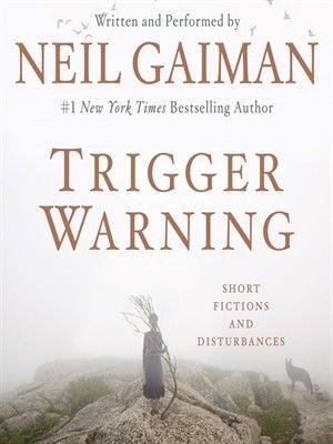 cover image of Trigger Warning library books on hold Pinterest - presumed guilty tess gerritsen