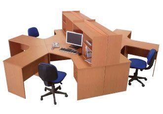 4 - 6 person workstation