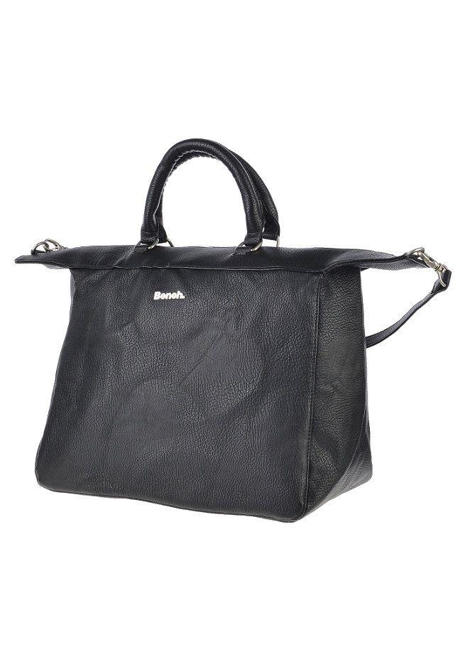 BENCH Womens Malke Bag jet black