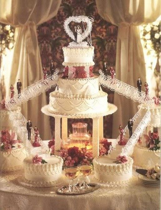 80s wedding cake the epitome of an 80s wedding cake pillars check stairs 10512