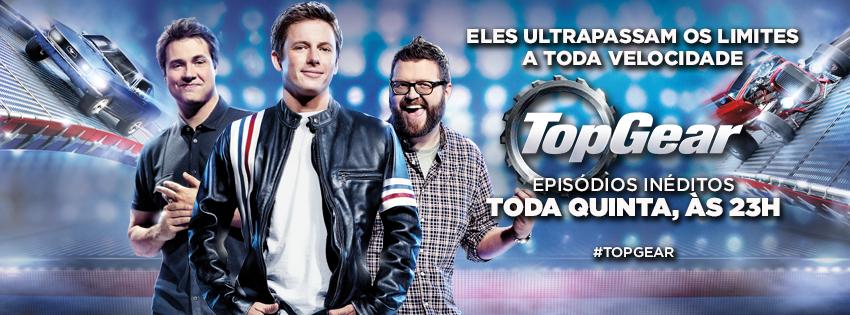 <3 Top Gear <3 : Começou a quinta temporada no Brasil! Uhuuuuu!