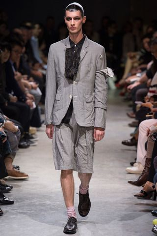 Comme des Garçons Spring 2014 Menswear Collection Slideshow on Style.com