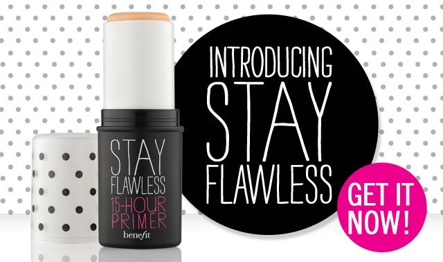 Benefit Cosmetics-THE BEST PRIMER EVER!