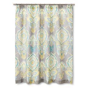 MudhutTM Anila Shower Curtain