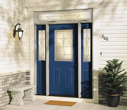 Pella 1 2 Light Entry Door With Glass Pella Com Entry Doors With Glass Entry Doors Outdoor Awnings