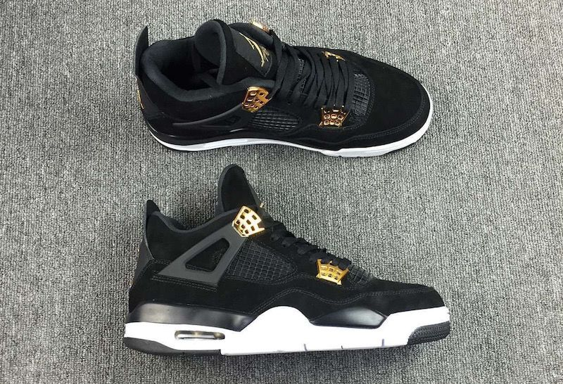 8debb18a19cc29 A Closer Look At The Air Jordan 4 Royalty