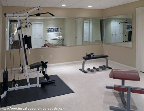 Guest Blog The Ultimate Home Gym Essentials Home Gym Mirrors