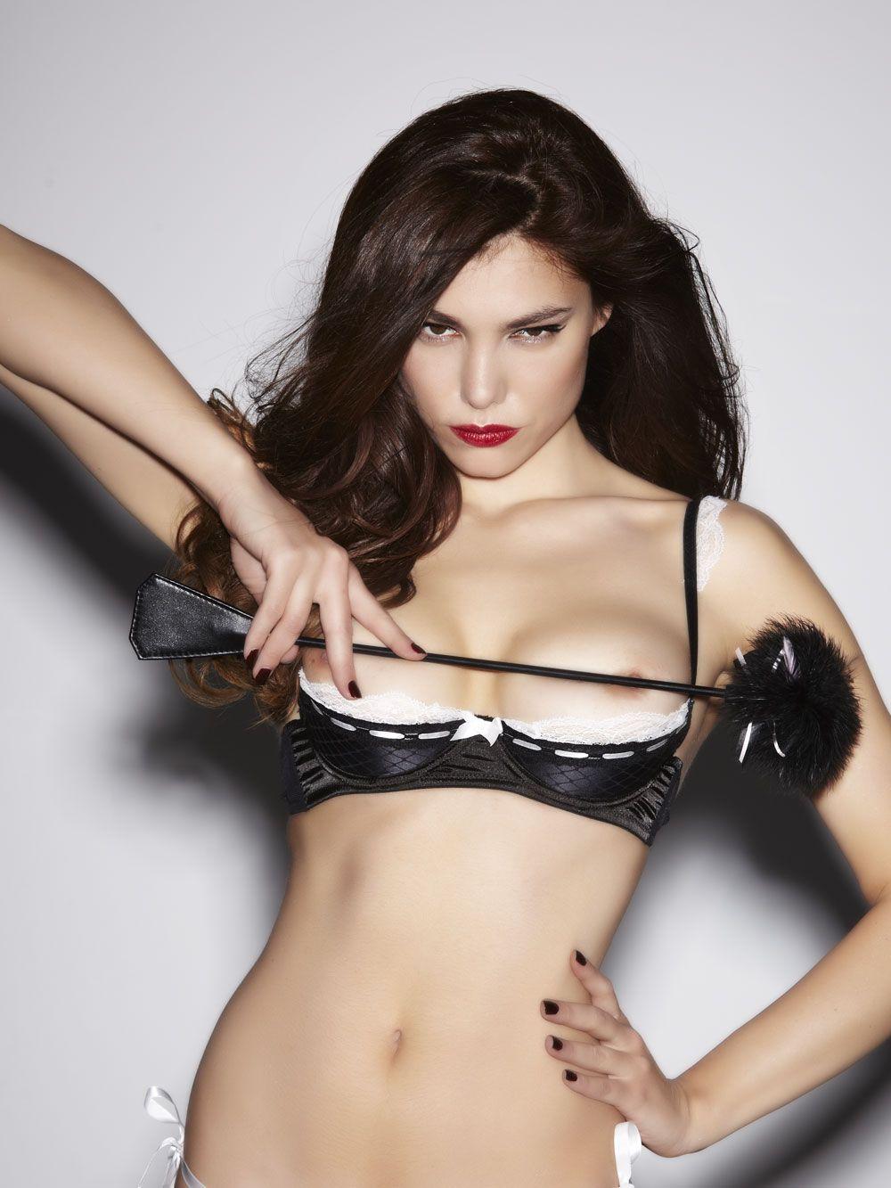 Ann summers womens amore halter bra nudeblack sexy lingerie underwear l on onbuy