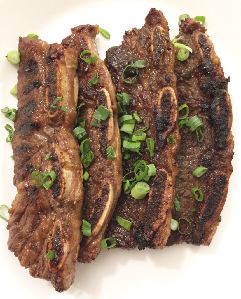 5 Ingredient Flanken Short Ribs Gutom Girl Recipes Recipe Beef Short Rib Recipes Ribs Recipe Oven Chuck Short Rib Recipe