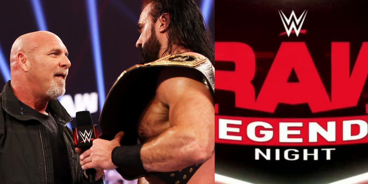 Wwe Rumors Roundup Wwe S Plans For Drew Mcintyre Vs Goldberg Original Plans For Raw Main Event In 2021 Drew Mcintyre Wwe S Wwe