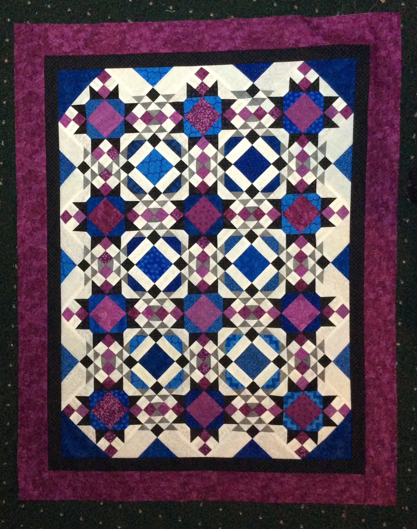 Allitare Mini Mystery Quilt Pattern By Bonnie Hunter Quilts Mystery Quilt Quilt Patterns