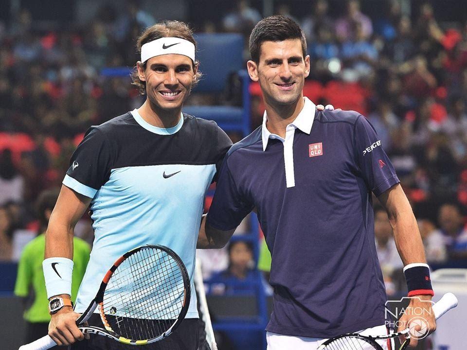 Back To Thailand Rafael Nadal Vs Novak Djokovic Full Match