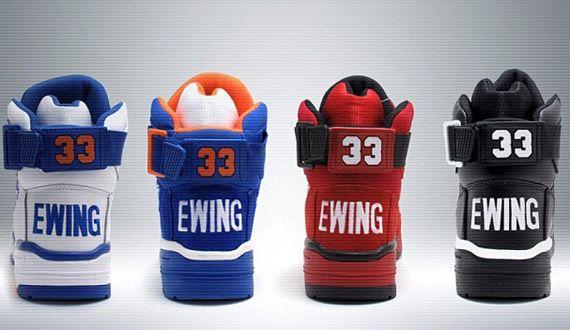 jordan 33 ewing