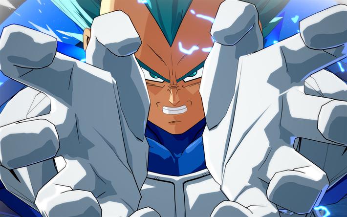 Download Wallpapers Goku 4k Art Dragon Ball Fighterz Dbzf Dragon Ball Besthqwallpapers Com Dragon Ball Wallpapers Anime Illustration Art