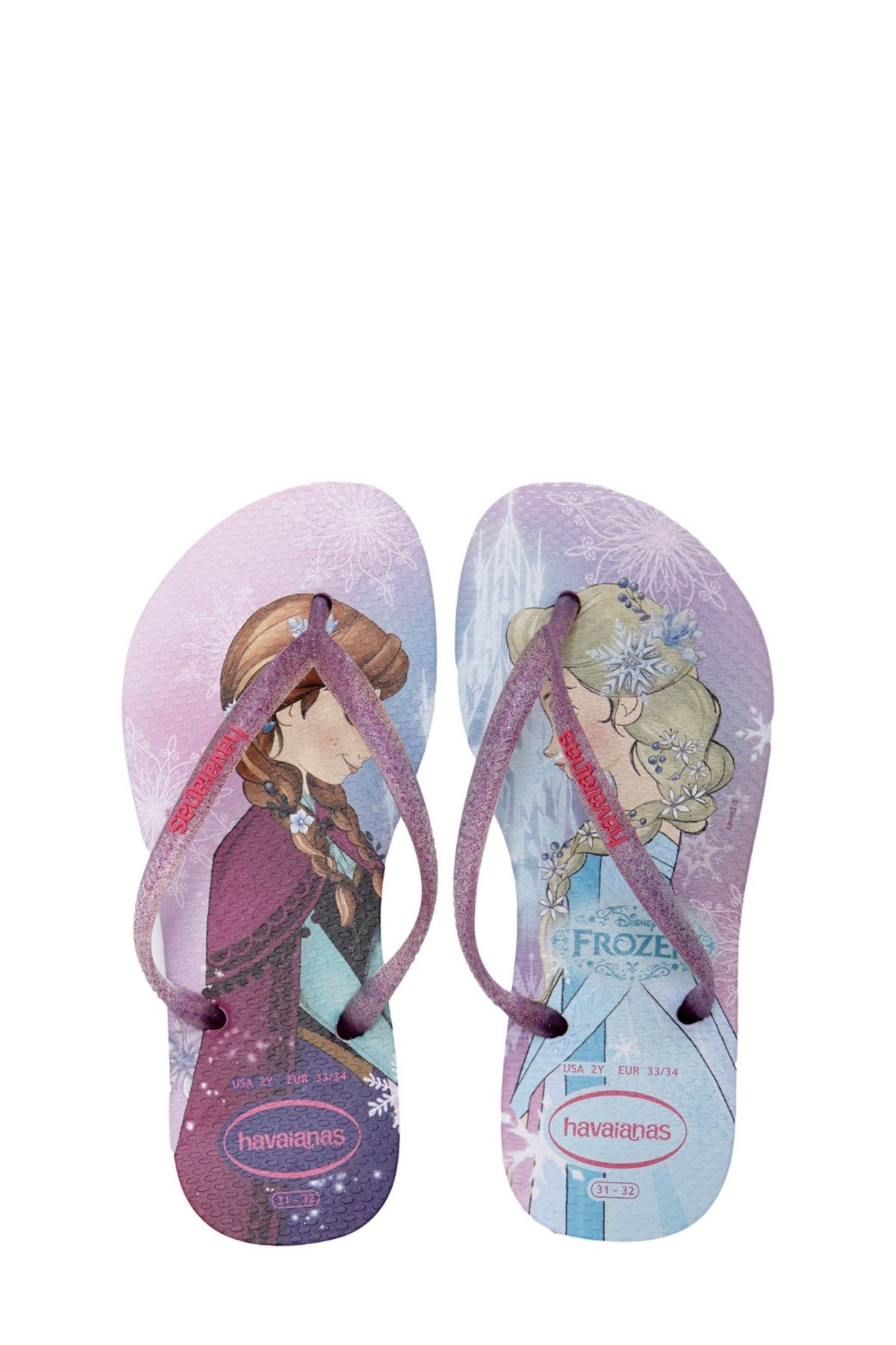 8eb50b0e16b88 Havaianas Slim Princess Flip Flop (Toddler