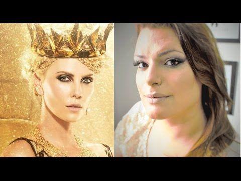 MAQUIAGEM DO FILME O CAÇADOR E A RAINHA DE GELO | MARCELLA ALMEIDA